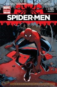 Spidermen 197x300 News du 24 avril 2012