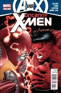 UXM11 197x300 Guide de lecture Marvel Comics : semaine du 25 avril 2012