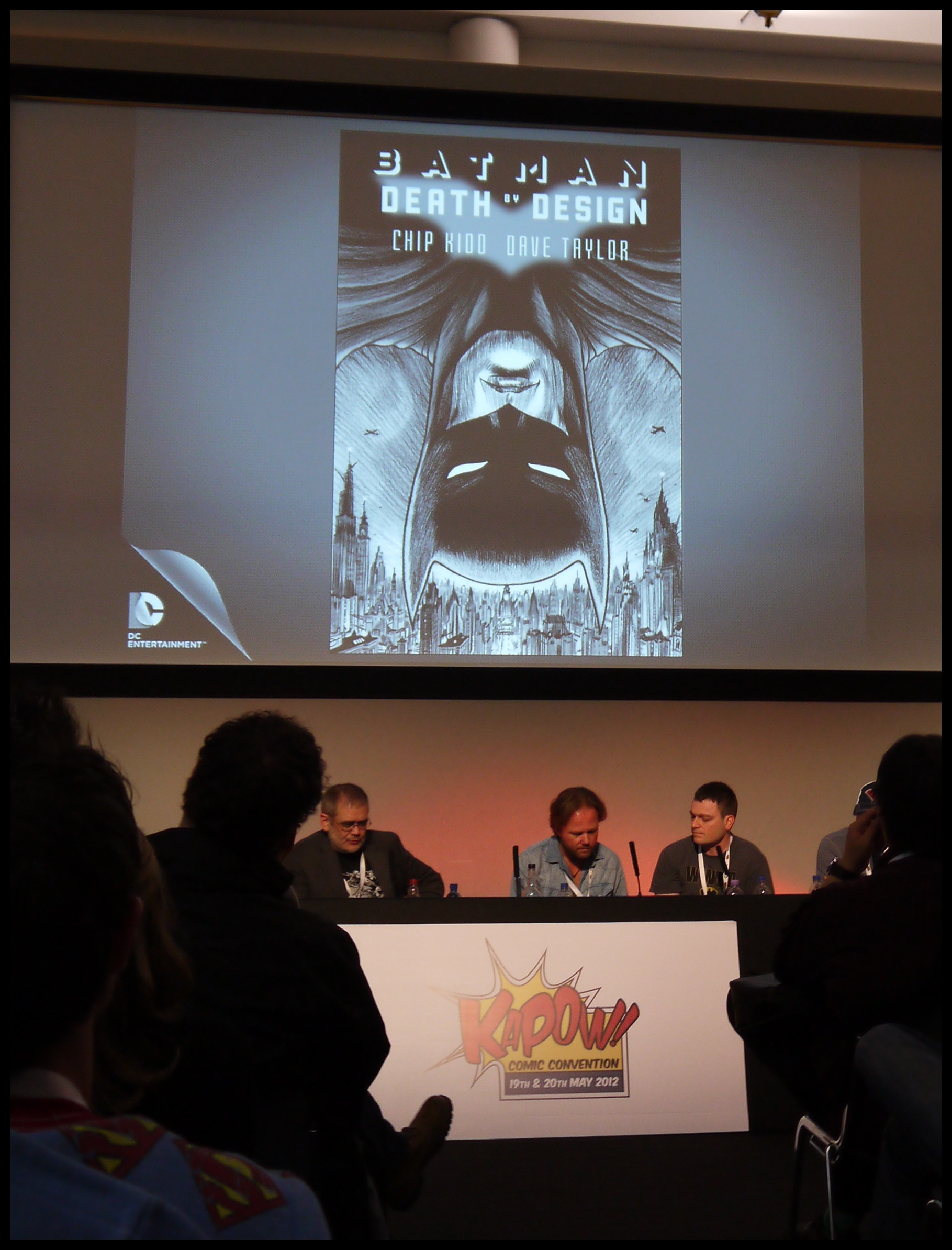 071 Kapow 2012  Panel DC New 52
