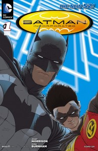 Batman INC 195x300 Tops et flops de la semaine 
