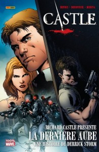 CASTLE 196x300 Guide de lecture Comics VF : semaine du 04 juin 2012   Librairie 
