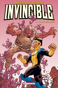 INVINCIBLE7 196x300 Guide de lecture Comics VF : semaine du 04 juin 2012   Librairie 
