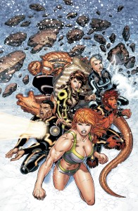 Ravagers 1 196x300 Guide de lecture Comics VO : semaine du 30 mai 2012 