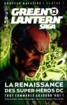 Green Lantern Saga n°1