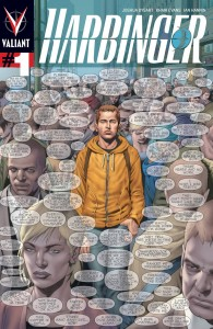 Harbinger1 195x300 ComixWeekly #98