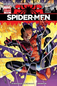 Spider Men 2 Cover 198x300 Unspoken VO : Spider Men 2 