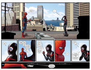 Spider Men 2 Panel 1 300x231 Unspoken VO : Spider Men 2 