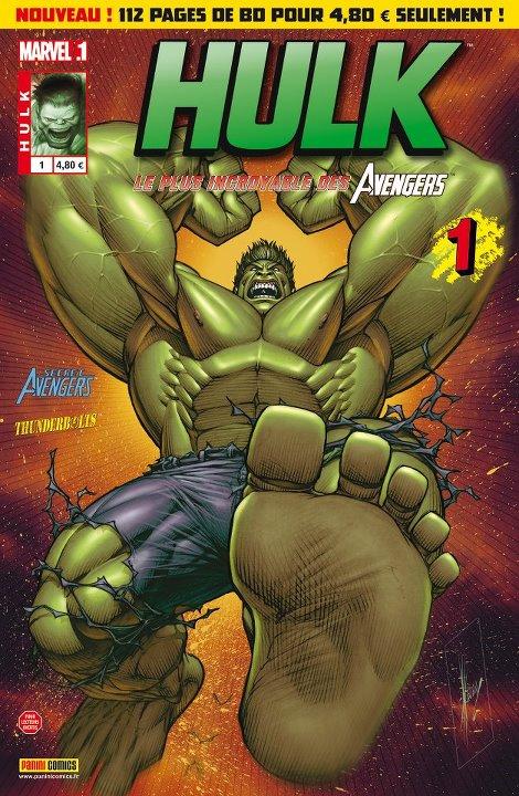 Hulk #1 (juillet 2012) Hulk1