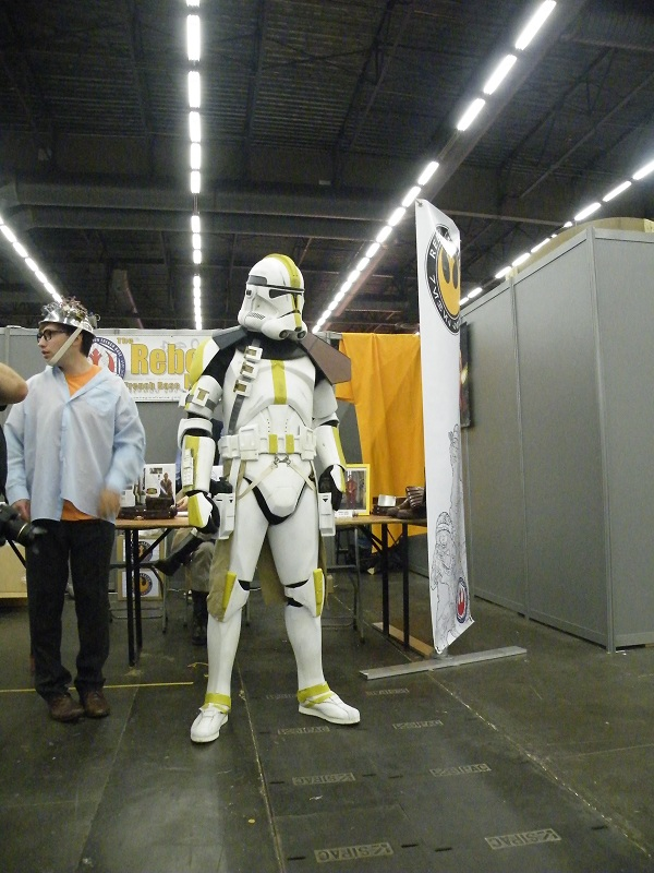 501emeLegion La Comic Con de Paris en image