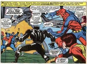 Avengers 53 panel