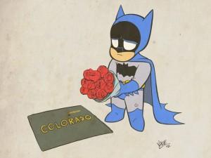 Batman pleure