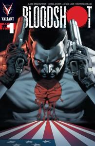 Bloodshot 1 cover