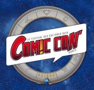 Comic Con Paris 2012