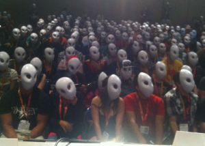 Masks Court of Owls