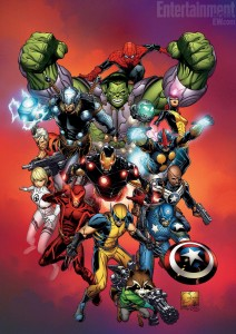 Marvel now 212x300 News du 3 Juillet 2012