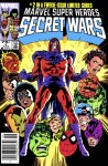 Secret Wars 2 cover