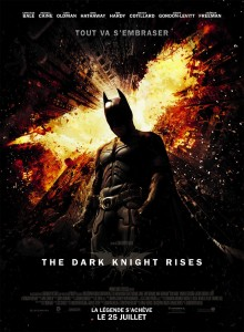 The Dark Knight Rises affiche 220x300 WeeklyNews #3