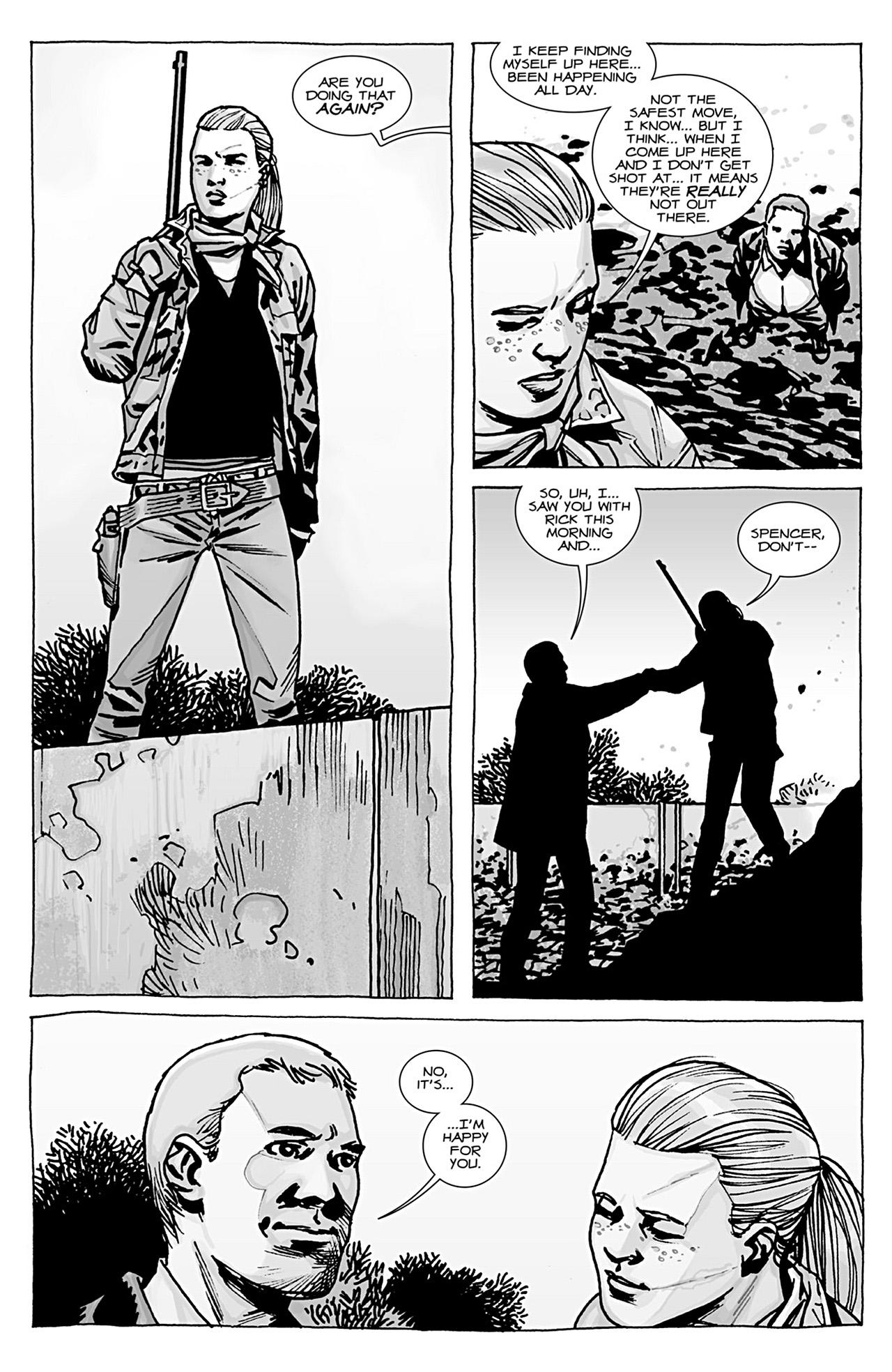 Walking Dead 100 3