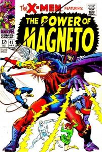 X-Men 43 cover