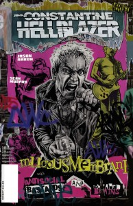 hellblazer245 194x300 OLDSPOKEN VO : Hellblazer   Newcastle Calling (#245 246)