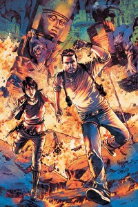 uncharted 6 cover 200x300 Unspoken VO : TPB Uncharted