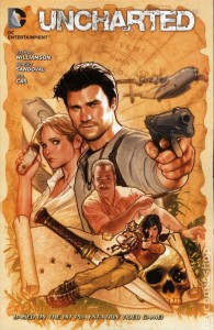 Couverture Uncharted TPB