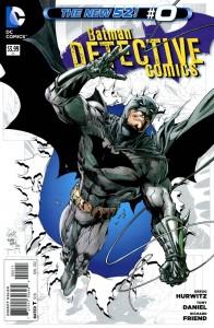 Detective Comics 0
