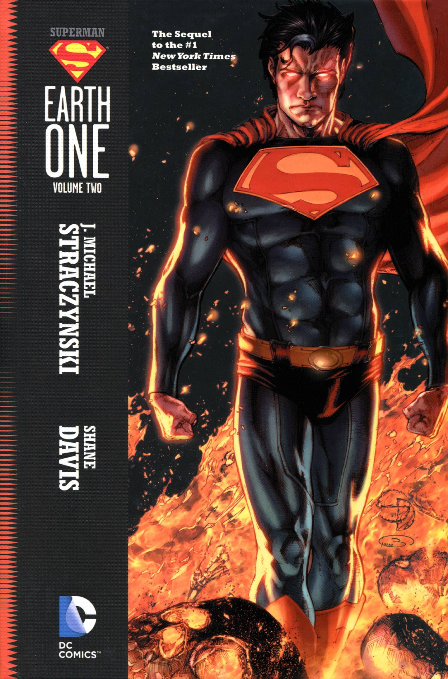Superman Earth One 2