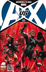 AVENGERS VS X-MEN 4