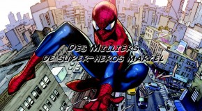 Documentaire &laquo;&nbsp;Des milliers de super-hros Marvel&nbsp;&raquo; sur France 5