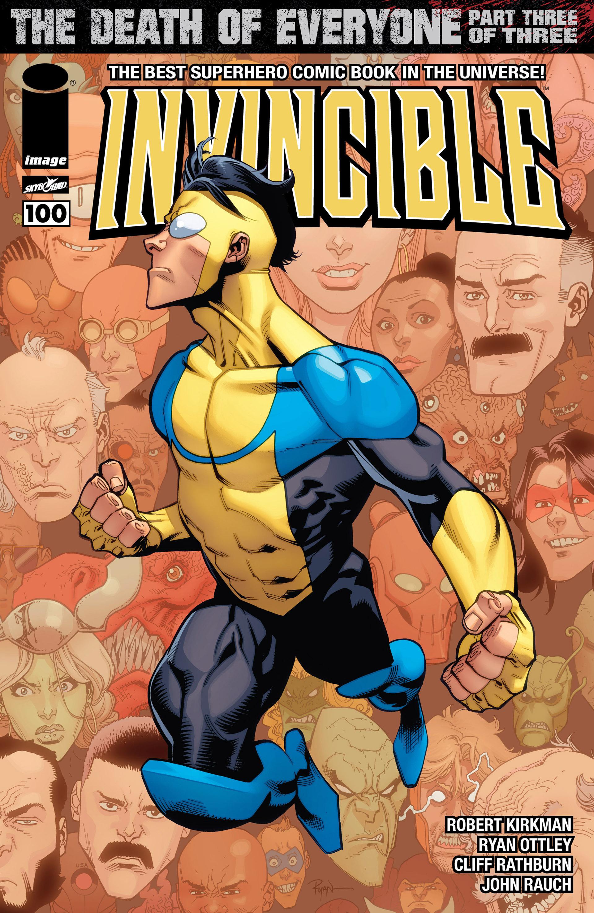 Invincible 100