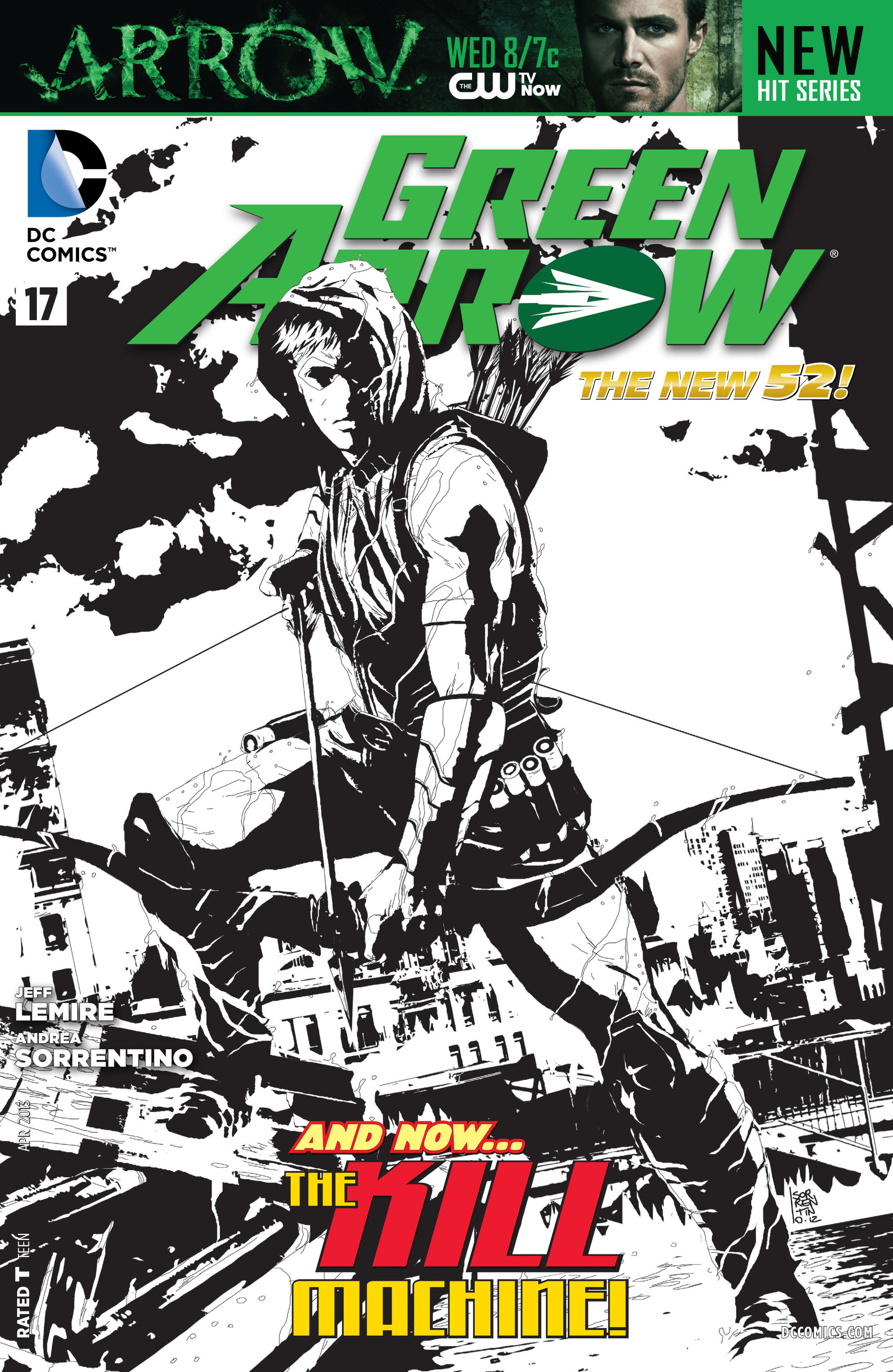 Green Arrow 017 Tops et flops de la semaine