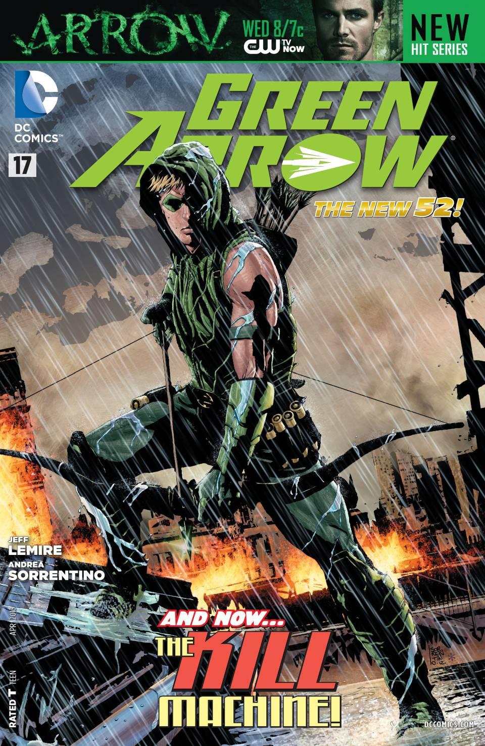 Green Arrow 17