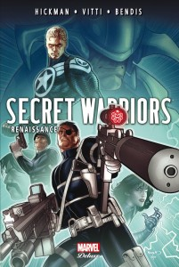 MARVEL DELUXE  SECRET WARRIORS 3