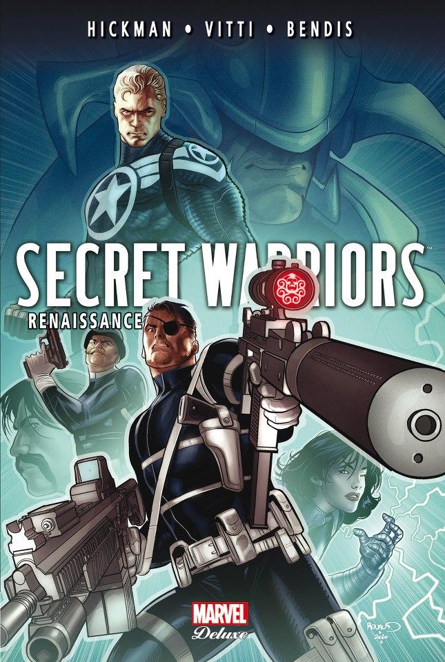 MARVEL DELUXE  SECRET WARRIORS 3