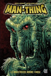 MARVEL GRAPHIC NOVELS  MAN-THING