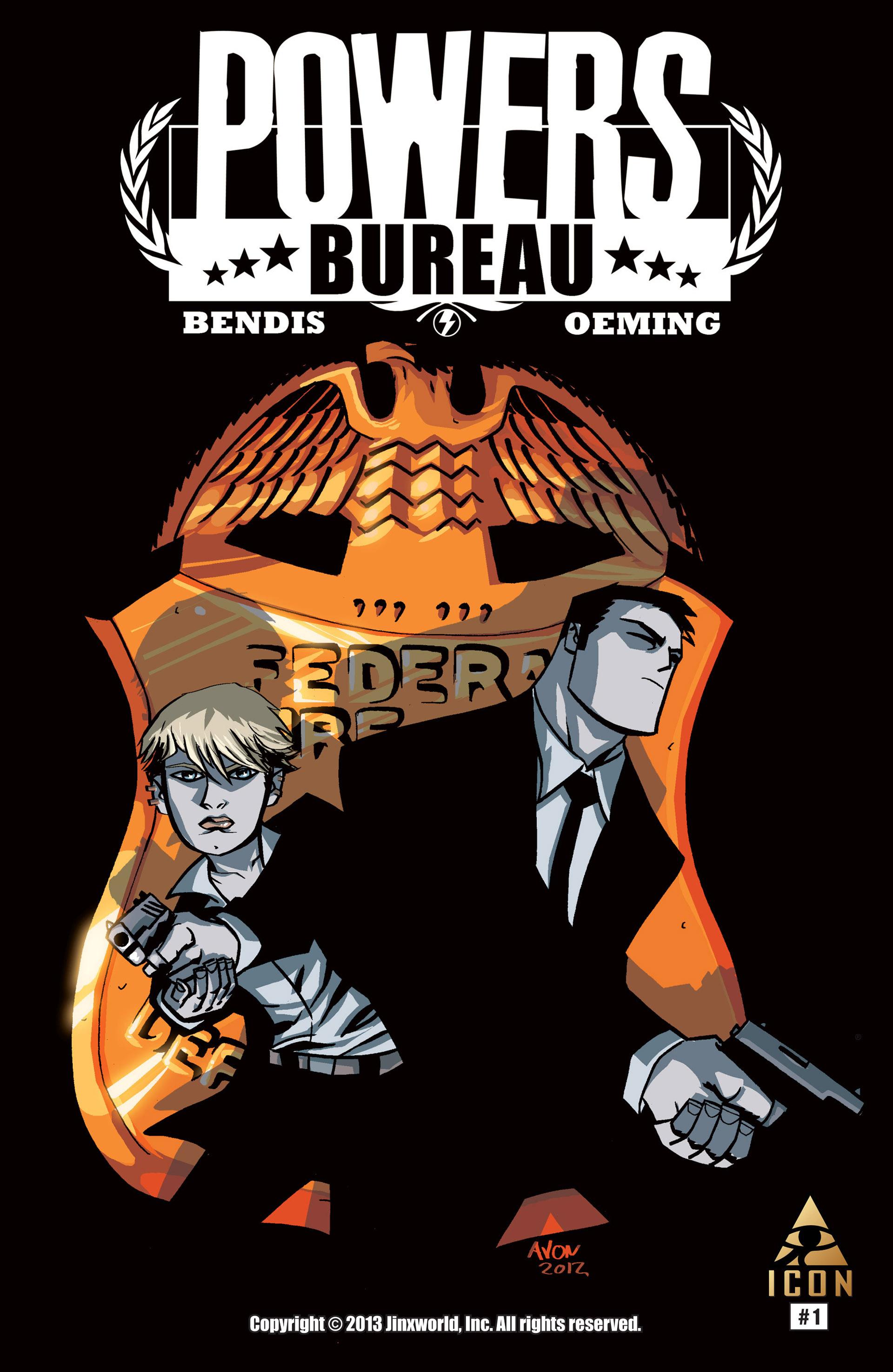 Powers – The Bureau1