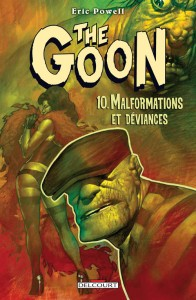 THE GOON TOME 10