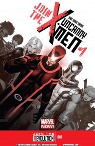 Uncanny X-Men v3 001