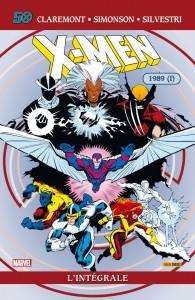 X-MEN  L'INTÉGRALE 1989 (1ere partie)