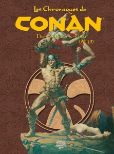BEST OF FUSION COMICS  LES CHRONIQUES DE CONAN 12