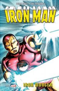 BEST OF MARVEL  IRON MAN – IRON MONGER