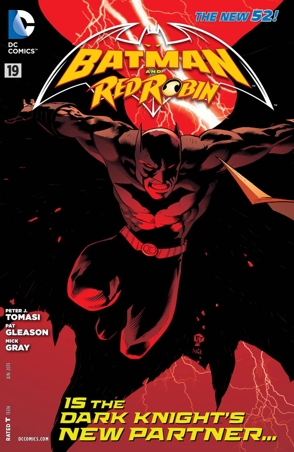 Batman and Robin 19