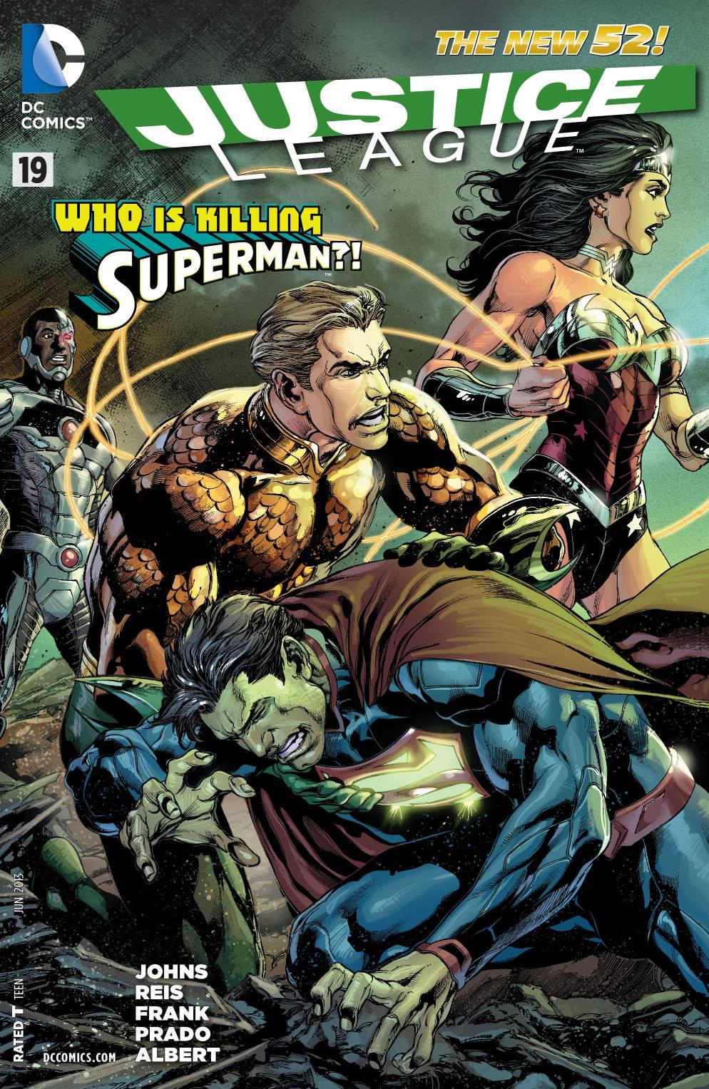 Justice League 19