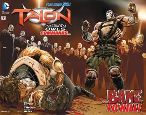 Talon (2012-) 007-001