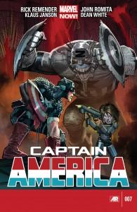 Captain America 007-000