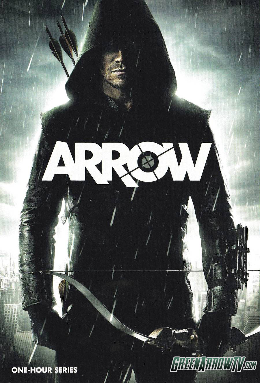 Geexity 12 arrow saison 1 série tv