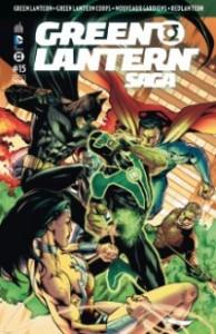 GREEN LANTERN SAGA #15