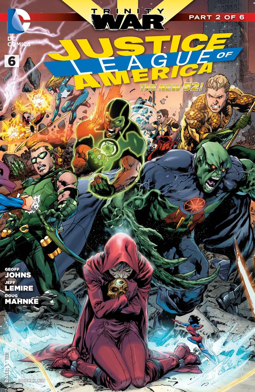 Justice League of America 6