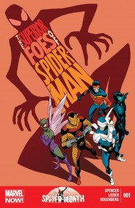 Superior Foes of Spider-Man 1